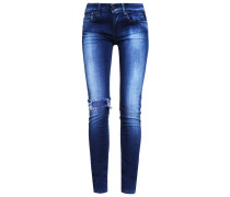 LUZ Jeans Skinny Fit tinted blue