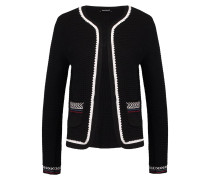 Strickjacke noir