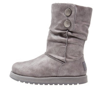 KEEPSAKES Snowboot / Winterstiefel charcoal