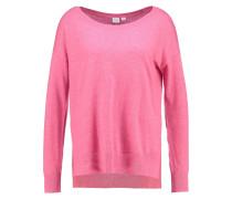 Strickpullover - pink heather