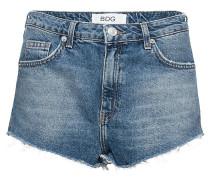 Jeans Shorts - denim sombre