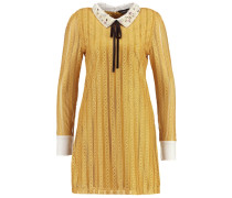 SQUEEZE RABBIT Freizeitkleid yellow