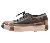 GRIFFIN Sneaker low testa di moro