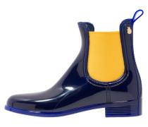 PISA Gummistiefel indigo/yellow