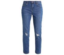 STORM Jeans Straight Leg mid blue