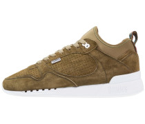 EASY SOC SINGLE SKIN - Sneaker low - olive