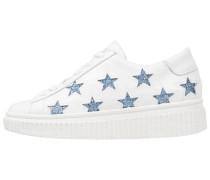 PARKER - Sneaker low - explosion white/blue