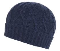 Mütze dark blue