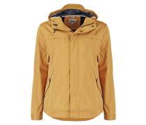 Parka dark yellow