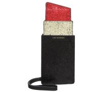 Clutch black/red