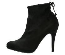 PULA High Heel Stiefelette schwarz