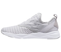FURYLITE - Sneaker low - whisper grey/white/black