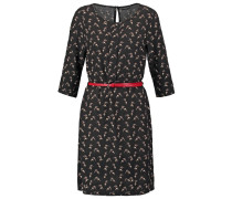 SWEET SWALLOW Freizeitkleid black