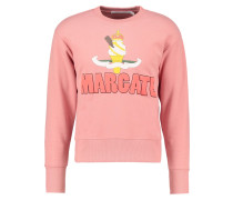 DIRTY WEEKEND Sweatshirt pink