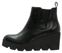 Ankle Boot black antic