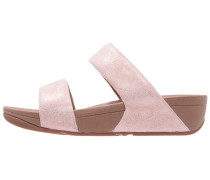 SHIMMY - Pantolette flach - rose gold