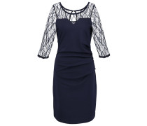 ALIS INDIA Jerseykleid midnight marine