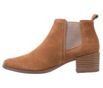 EMIRA - Ankle Boot - cognac