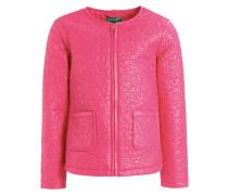 Übergangsjacke pink