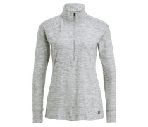 ZINGER ZIP - Langarmshirt - true gray heather