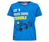 TEXAS - T-Shirt print - blau