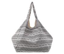 SEAL MANSION Shopping Bag black