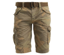BATTLE - Shorts - camo kaki
