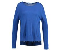 BRAID - Strickpullover - royal blue