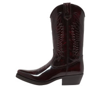 Cowboy/ Bikerboot antik bordeaux