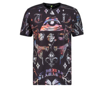 ILLUMINATE - T-Shirt print - black/multi