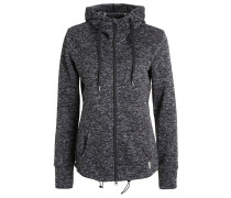 Fleecejacke anthracite