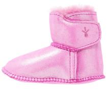 Krabbelschuh hot pink