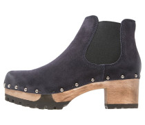 ISABELLE Ankle Boot bailey violablau
