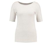 T-Shirt print - oatmeal