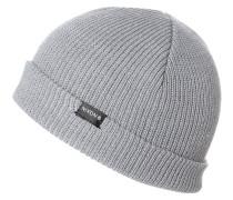 KOS - Mütze - heather grey