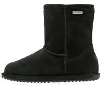 BRUMBY - Snowboot / Winterstiefel - black