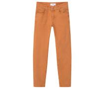 ALICECOL Jeans Straight Leg burnt orange