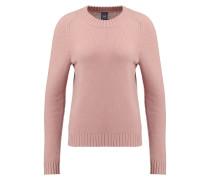 Strickpullover pink heather