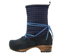 SESIL - Plateaustiefel - navy