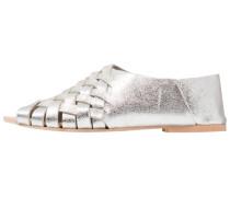 Slipper - silver