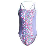 ASTRO POP Badeanzug electric pink/vita grey/peppermint