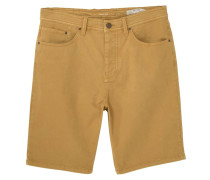 MIKONOS Jeans Shorts curry