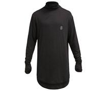 LUXE WAFFLLE TShirt print black