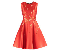Cocktailkleid / festliches Kleid orange