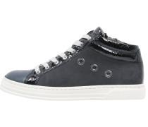 Sneaker high dunkelblau