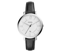 JACQUELINE - Uhr - schwarz