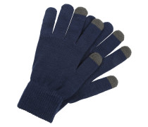 Fingerhandschuh blue
