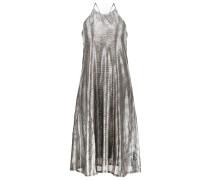 Cocktailkleid / festliches Kleid warm silver