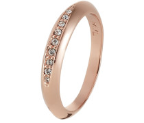 FLOW - Ring - rose gold-coloured
