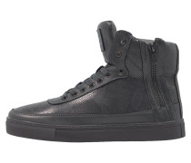 PYTHON MID Sneaker high charcoal